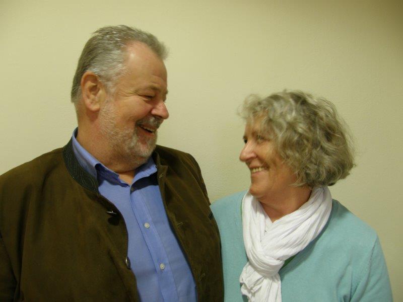 Irene und Wilfried