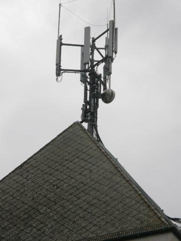 E-Smog durch Mobilfunk